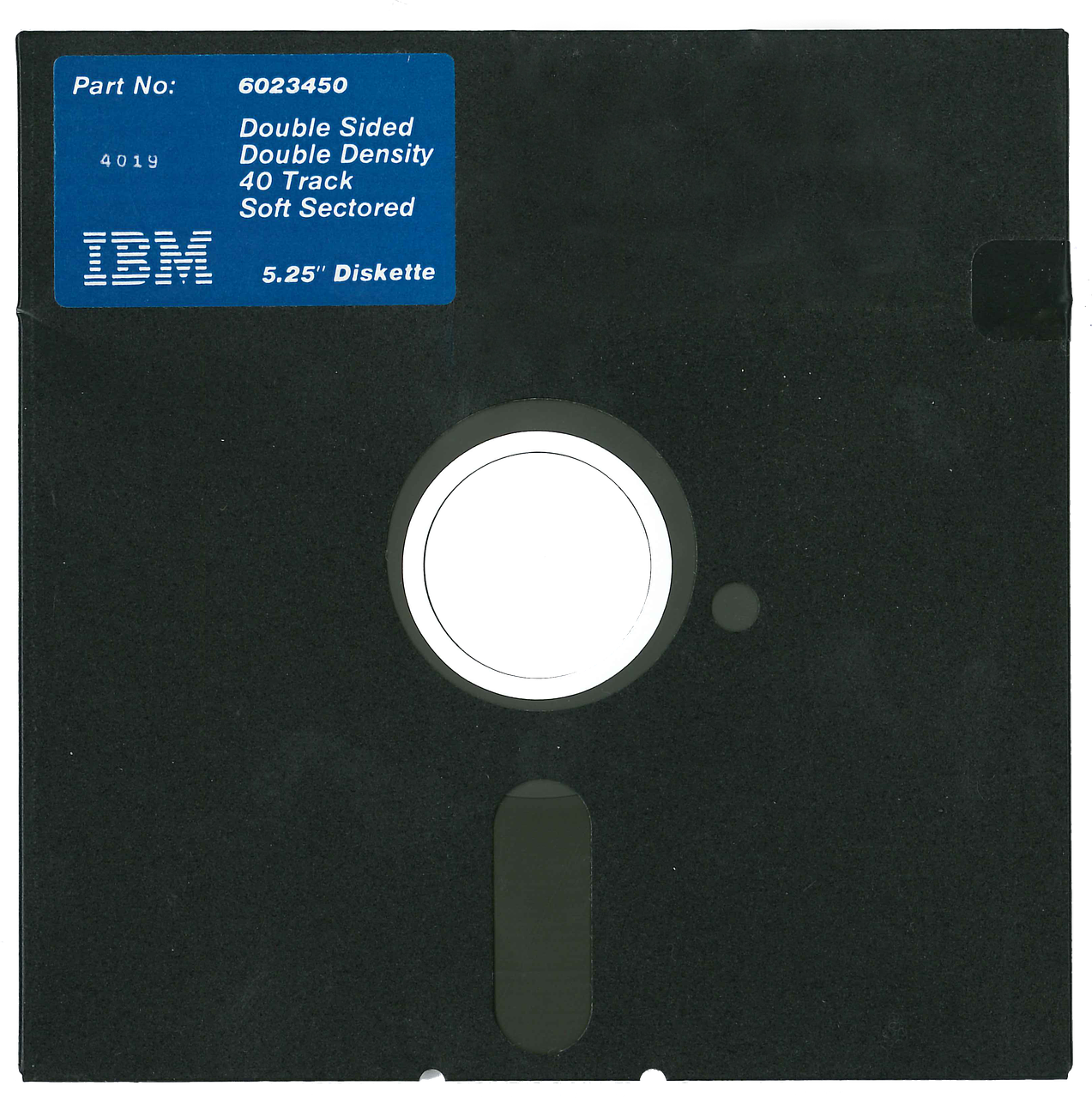 1989 - The first known computer rasnomware distributed on a floppy disk